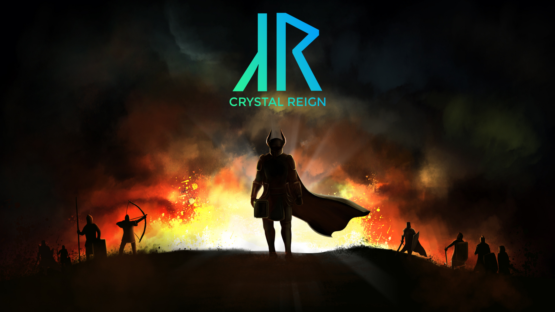 Crystal Reign — The First Grand Stratergy MMO Built with Ethereum