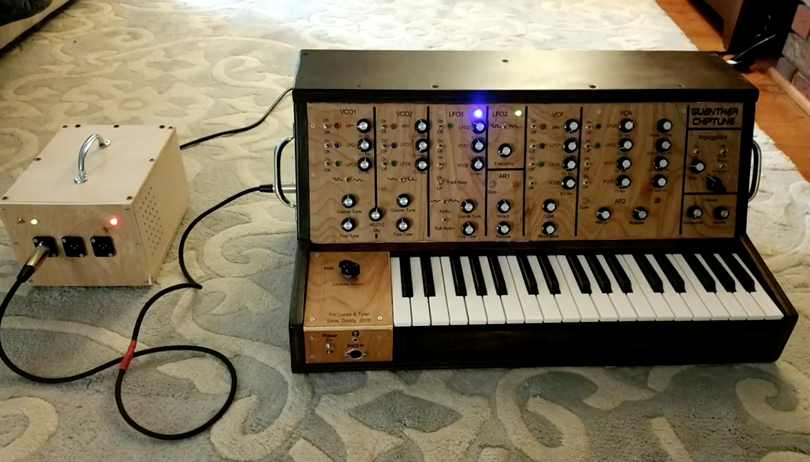 Play Video Game-Esque Sounds on This Semi-Modular Analog Synth