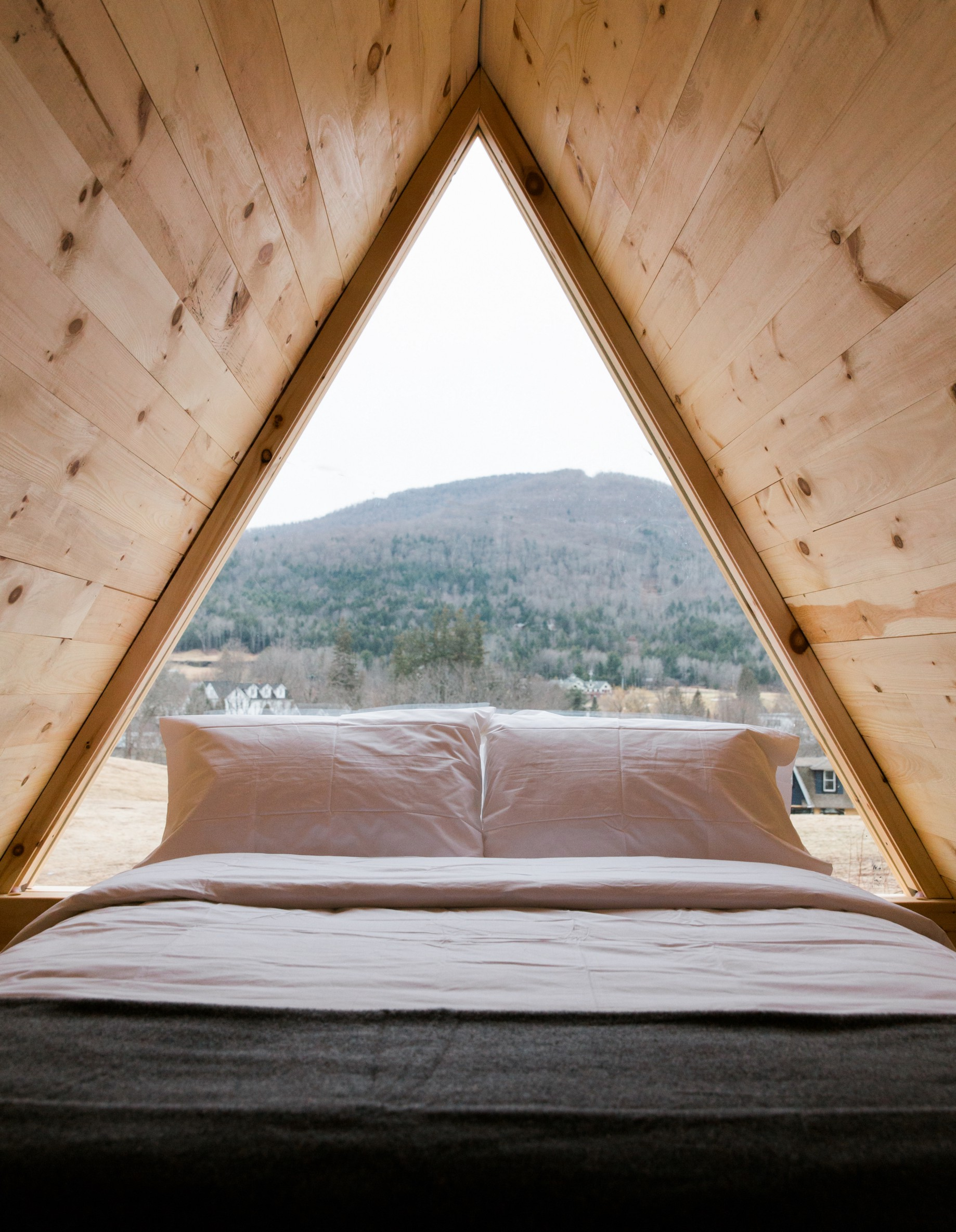 Inside Eastwind — The New Catskills Hotel With Glamping Cabins