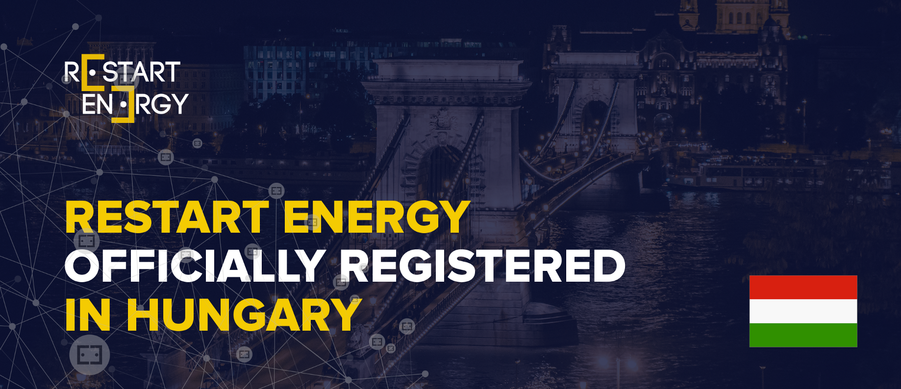 Restart Energy Officially Registered in Hungary - Restart Energy