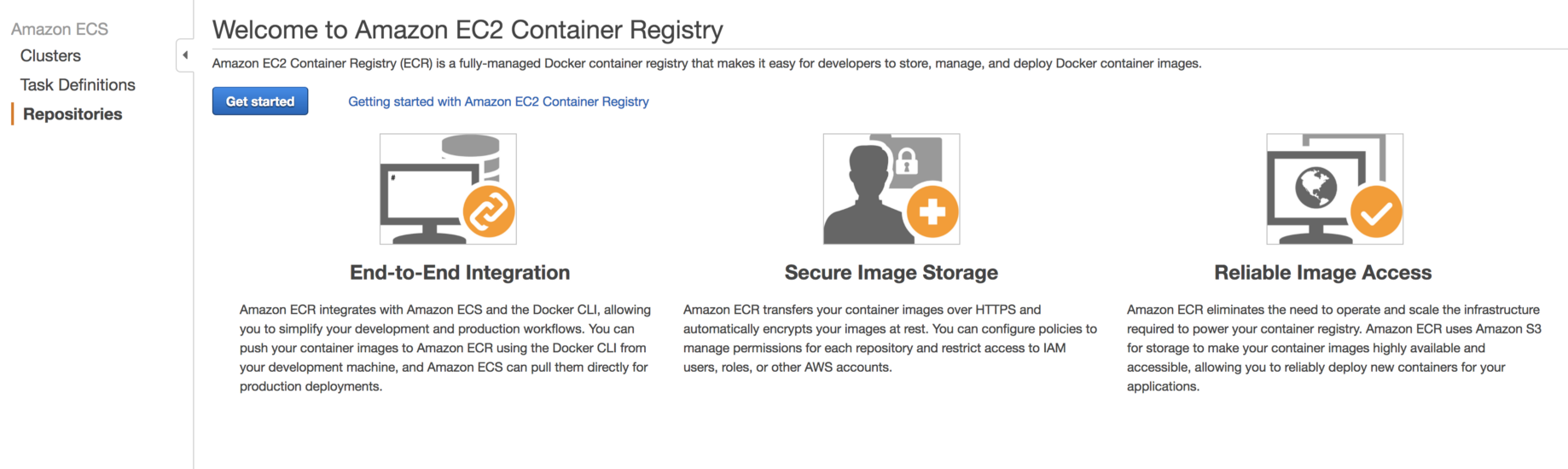 Using Gitlab CI with AWS Container Registry - Stijn Beauprez - Medium