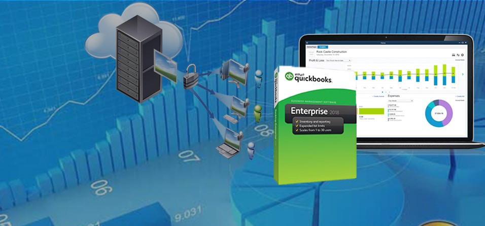 Remote Desktop Services for QuickBooks Enterprise: 5 Things You Need