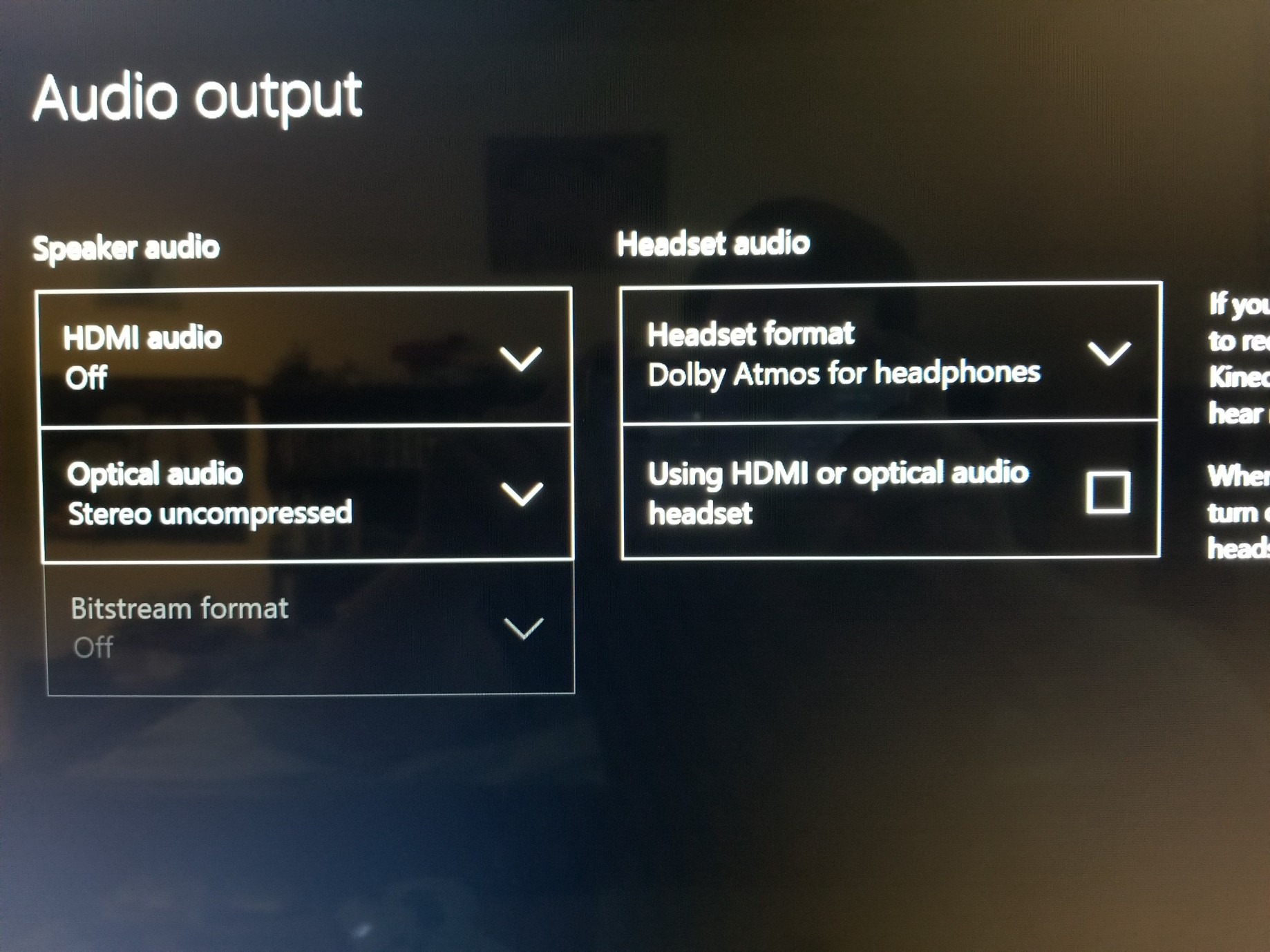You can indeed use the new Dolby Atmos/Windows Sonic sound formats