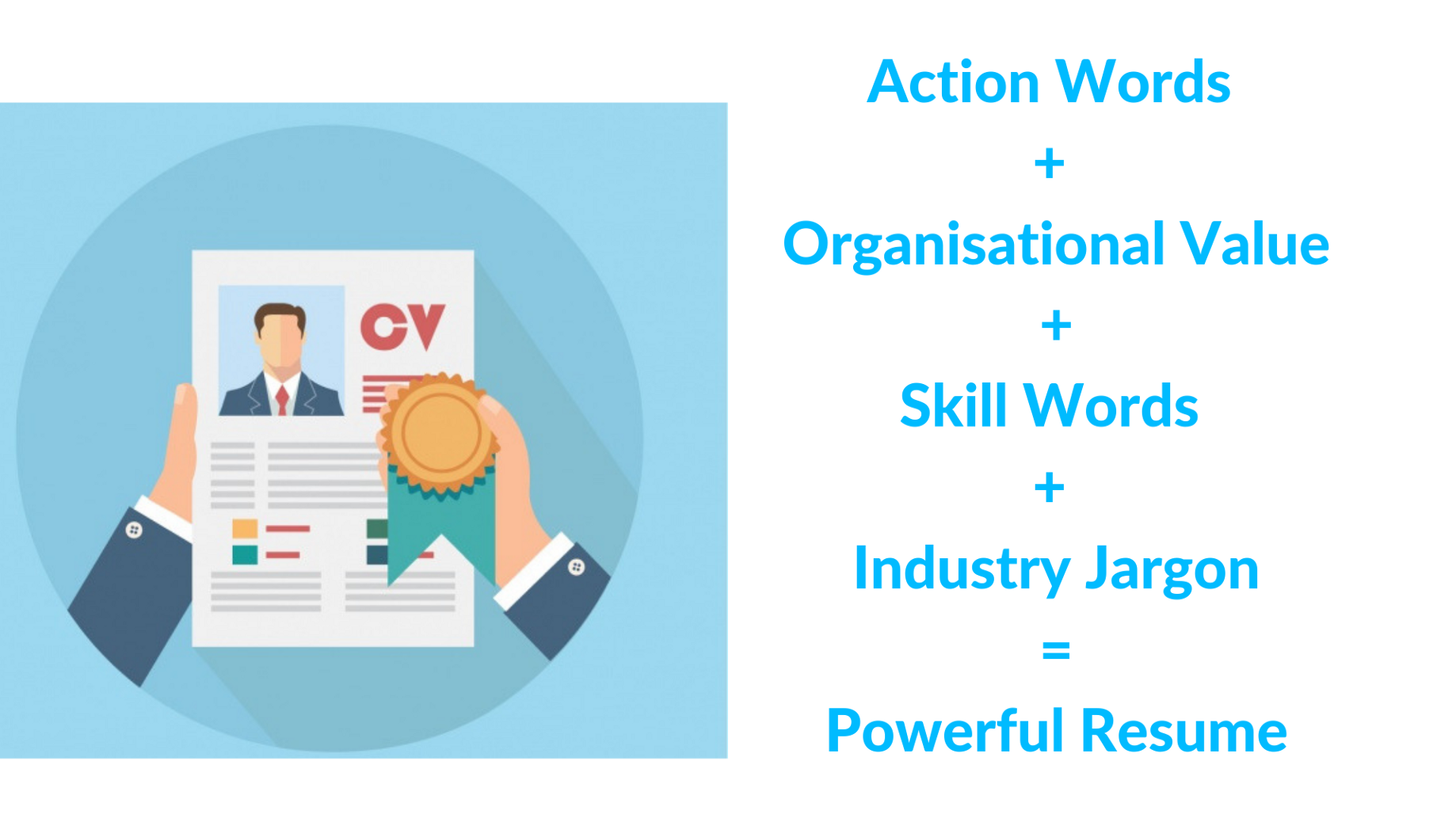 Types Of Power Words For Resume Writing Board Infinity Medium