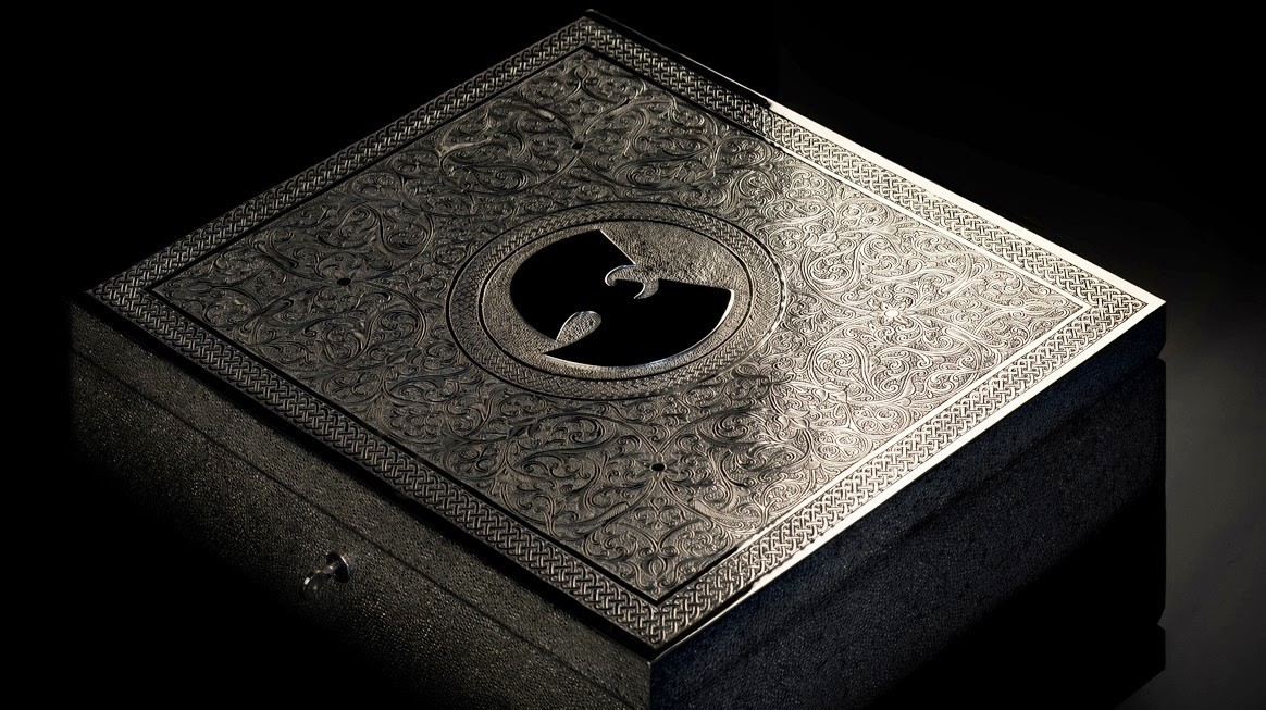 The Daily Niche: Buy the Wu Tang Album - The Spouter Magazine