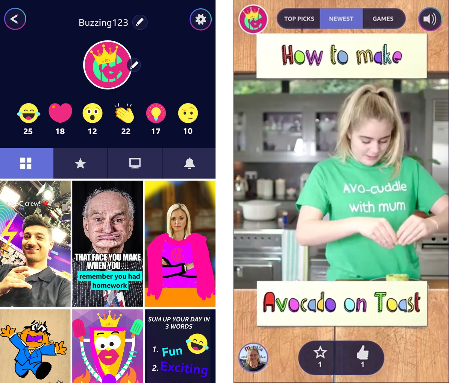 BBC hopes to win kids back from YouTube and Netflix with CBBC Buzz app
