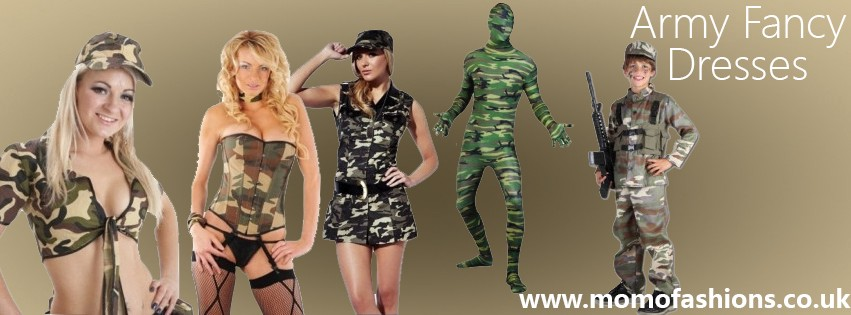 How to Choose the Best Army Range Fancy Dress 31-Oct-2017