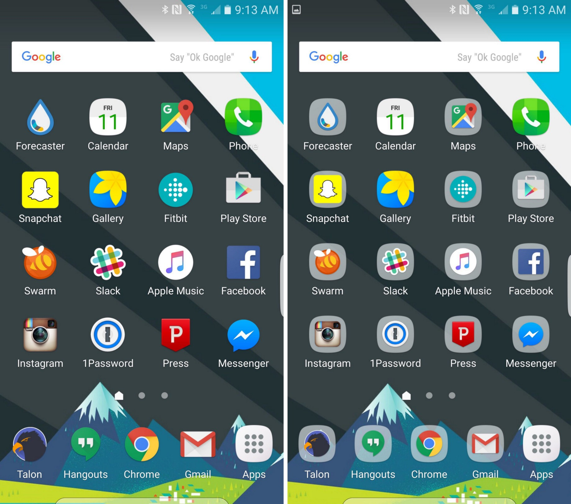 Disabling Touchwiz Icon Frames - Josh Burton - Medium