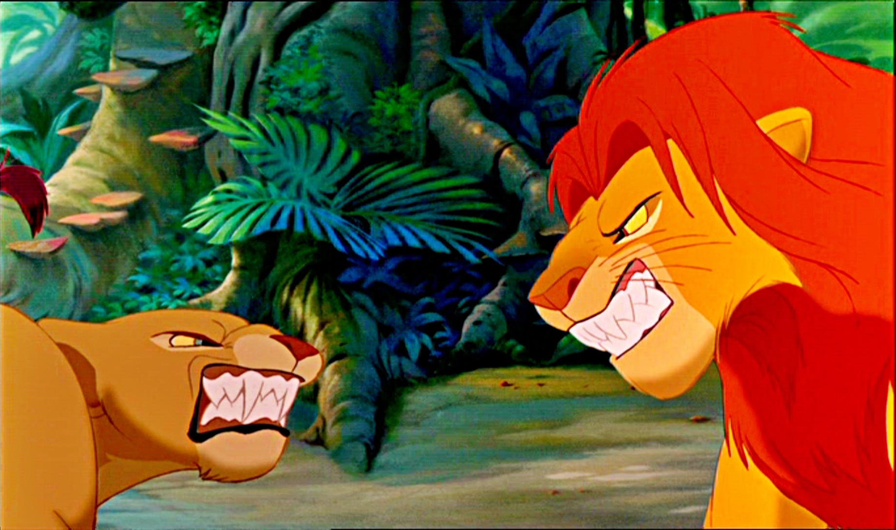 The scene in The Lion King that taught me how I feel about politics