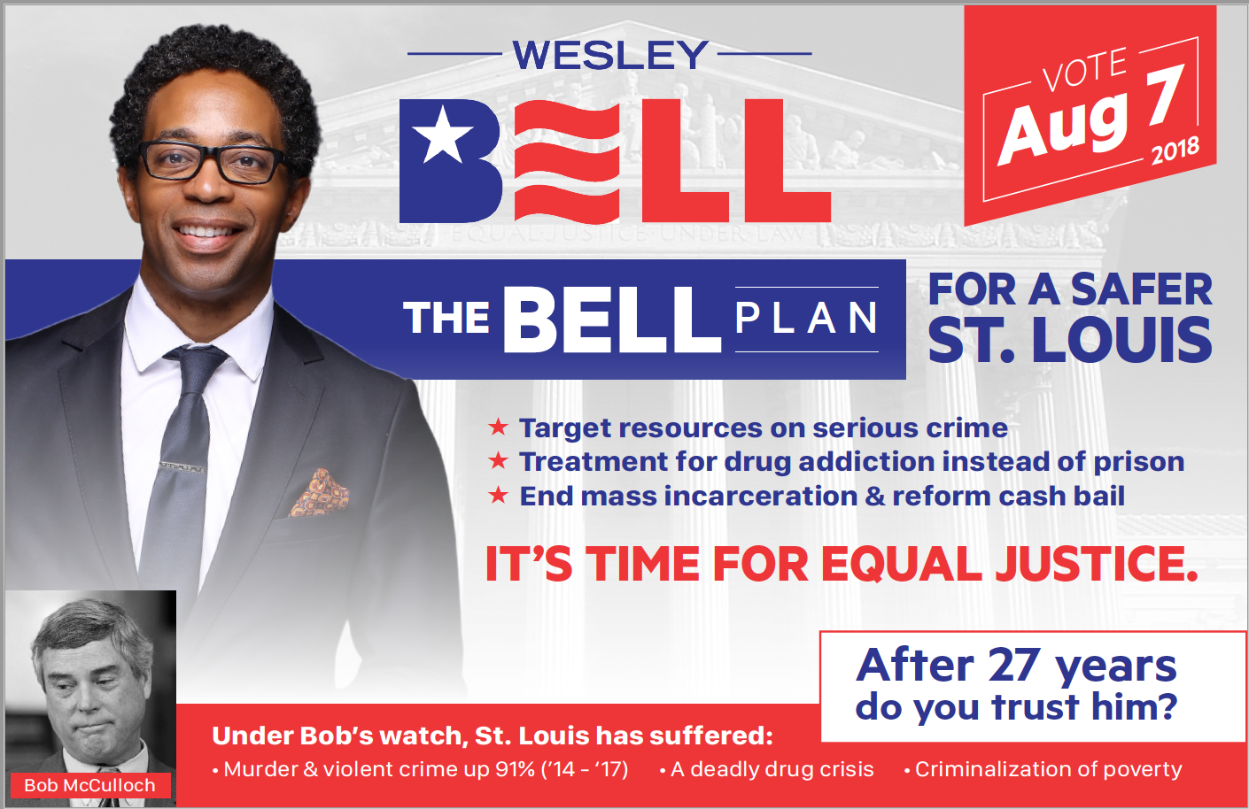 The historic election of Wesley Bell, movement-building, and