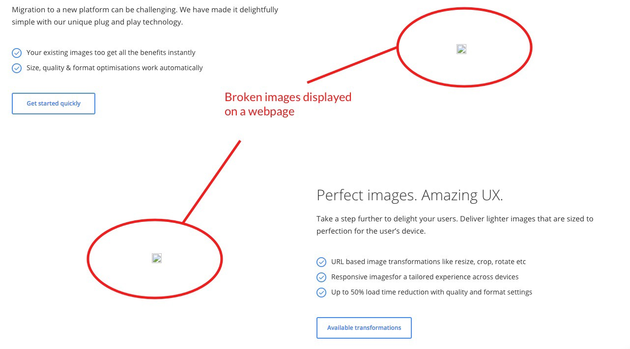 How to handle loading of images that may not exist?