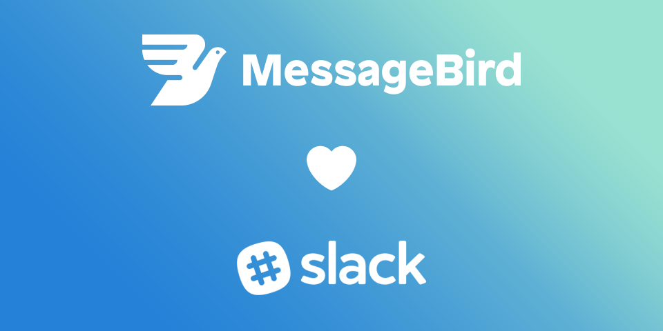 MessageBird 💙 Slack: send incoming SMS to any Slack channel