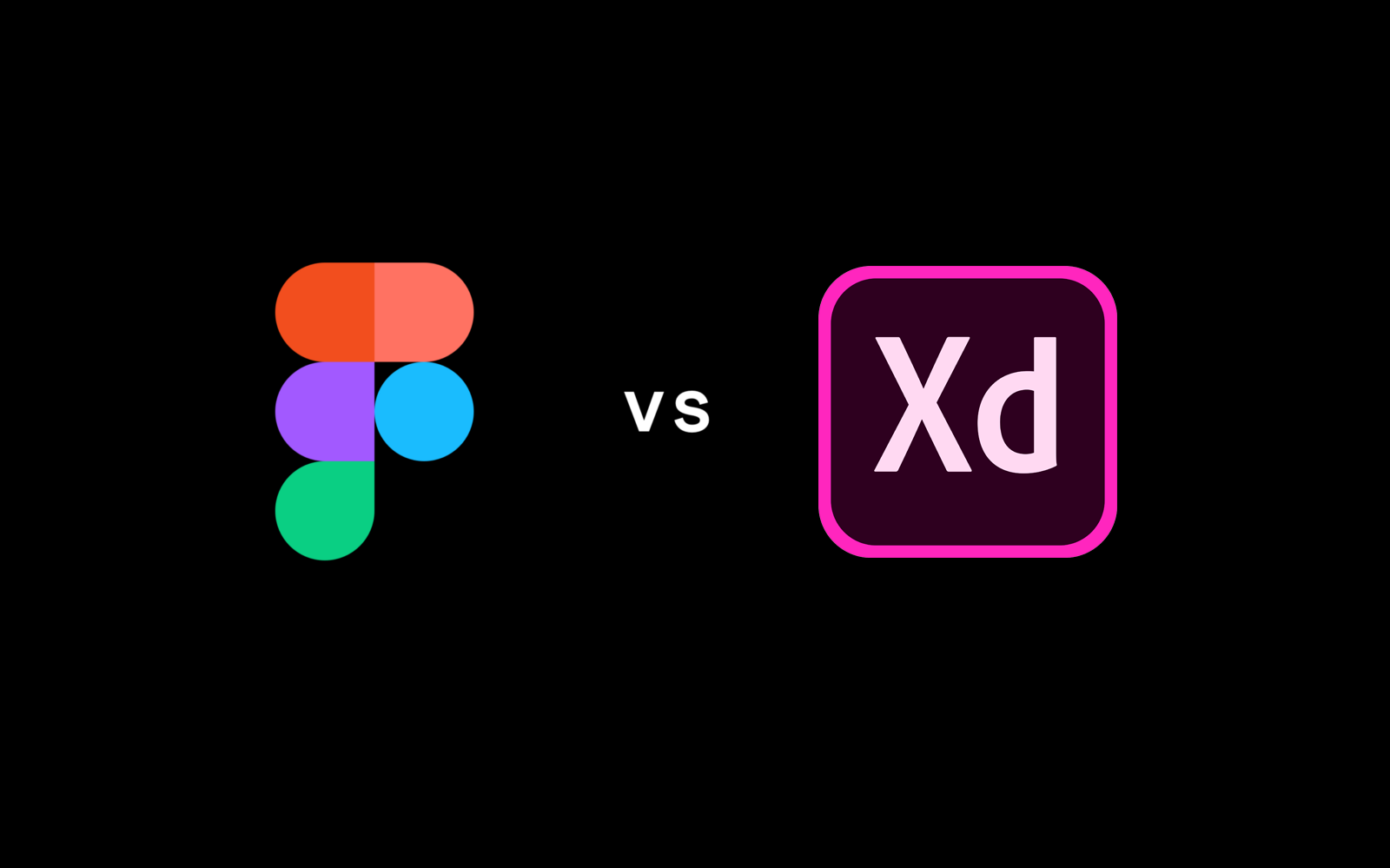 Review: Figma vs  Adobe XD - UX Collective