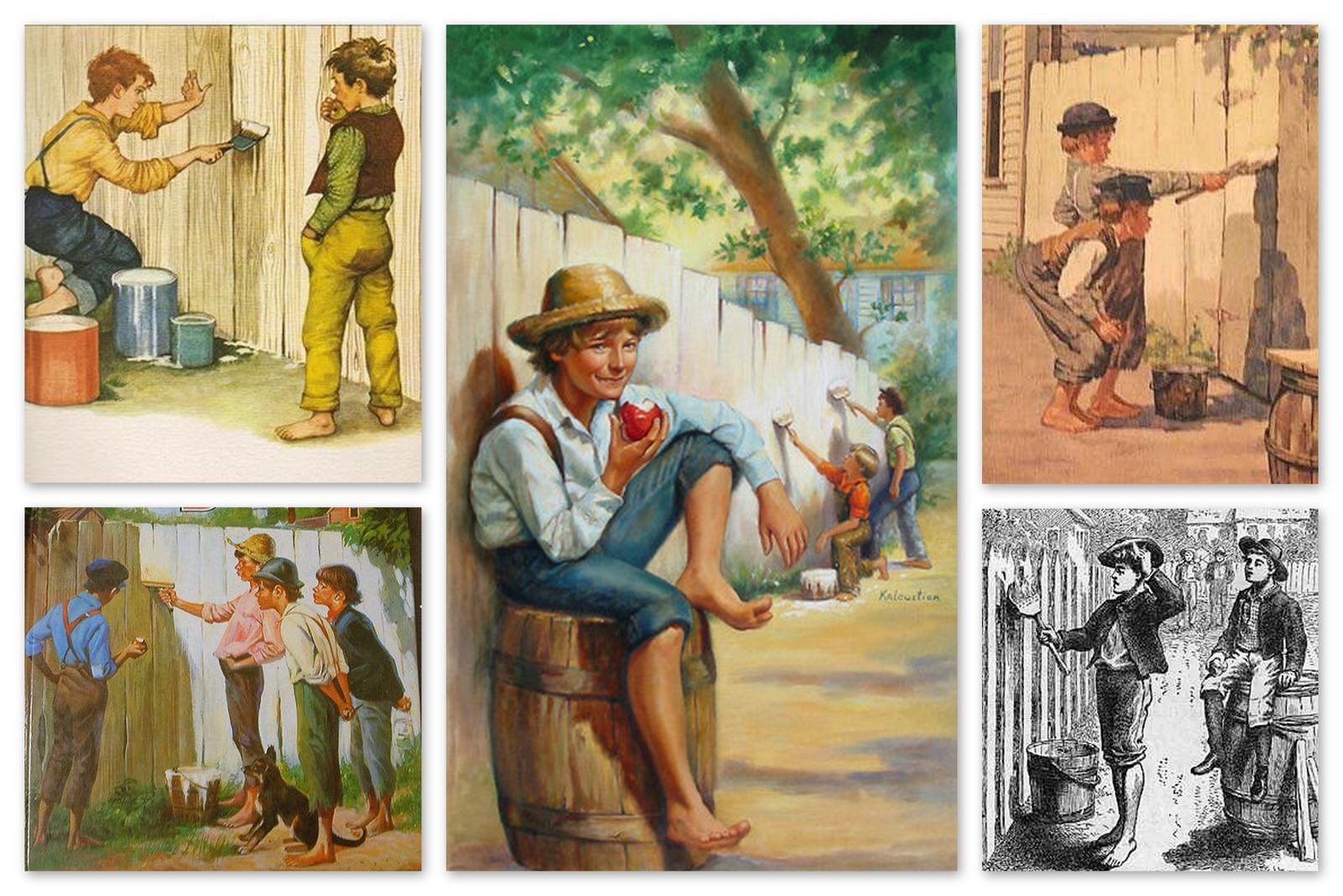 The Most Important Life Lesson From Tom Sawyer By Gen Cruz Medium