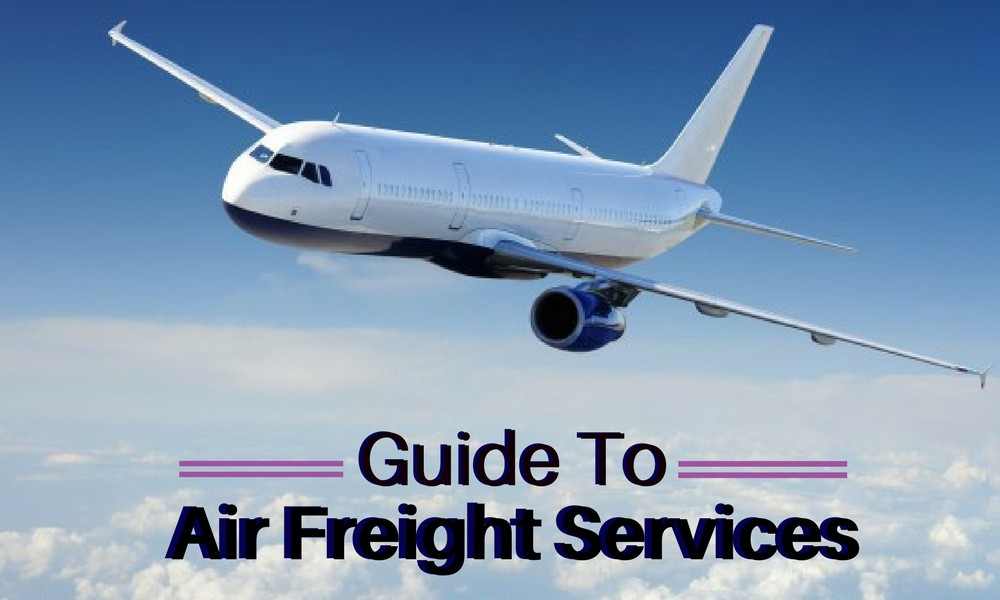 Guide To Air Freight Services - MNS Freight Services Ltd  - Medium