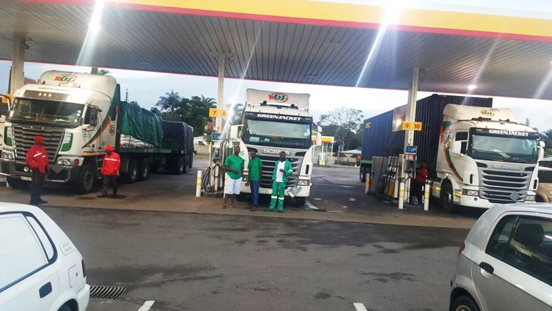 Top Logistics Company in Durban — Green Jacket Freight