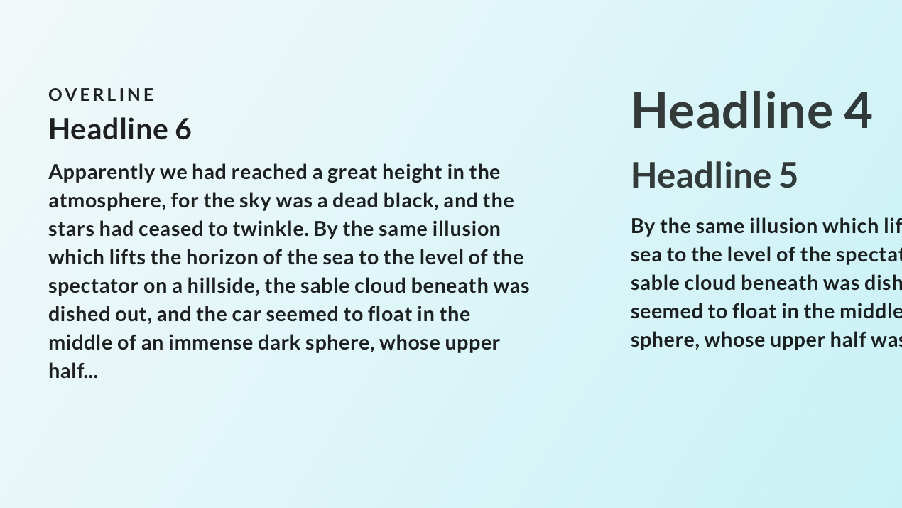 Honing your typography skills for UI design — an action plan | by YaChin  You | UX Collective