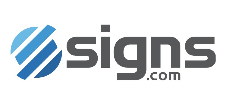 """Five years ago, Signs com was launched: """"It's worked out really well"""
