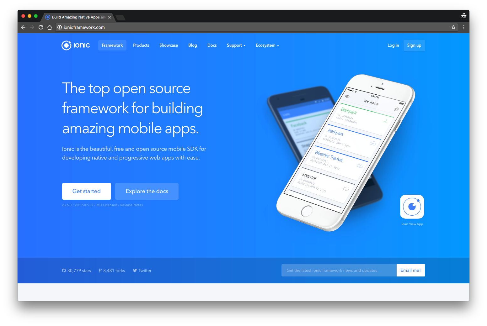 Getting started with Ionic - Craft Academy - Medium