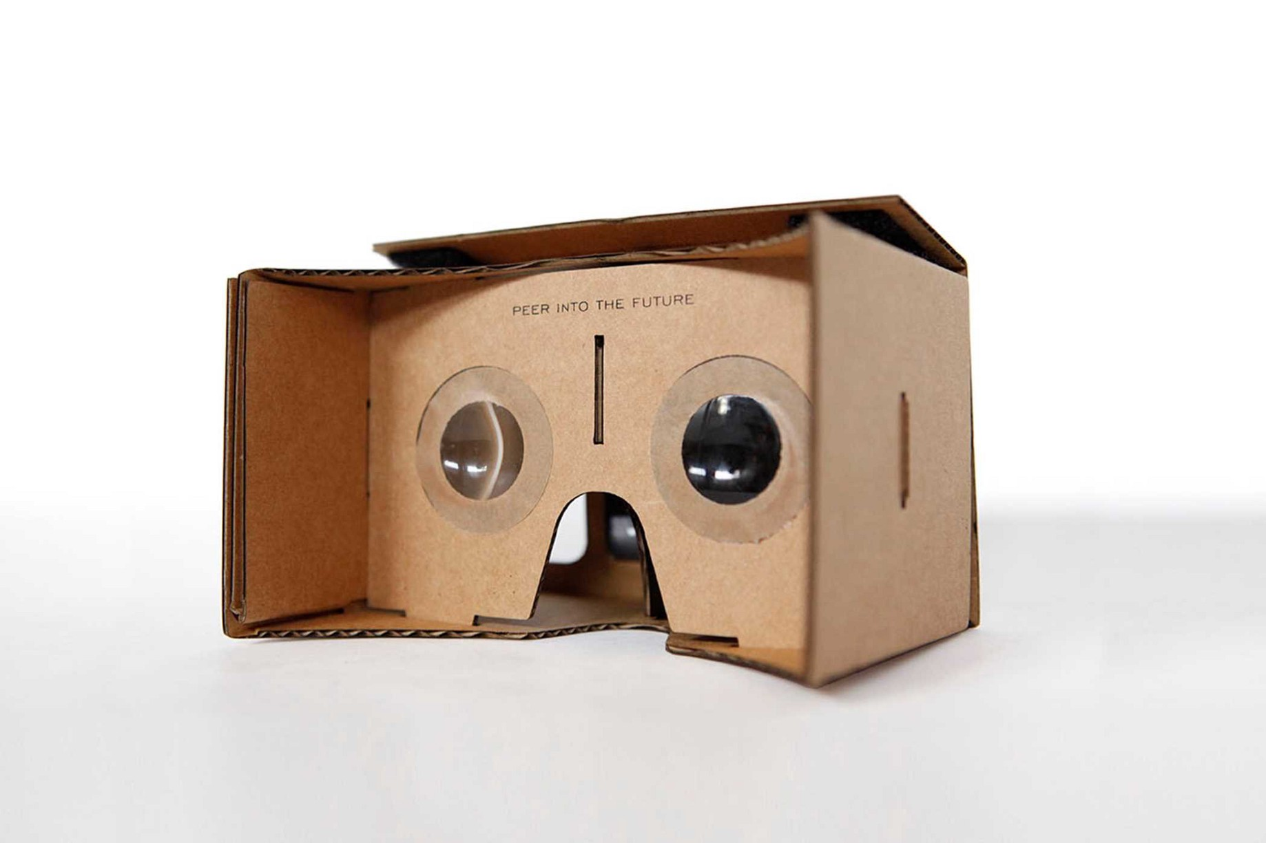 Google Cardboard and the VR First-Timer - Adventures in Consumer