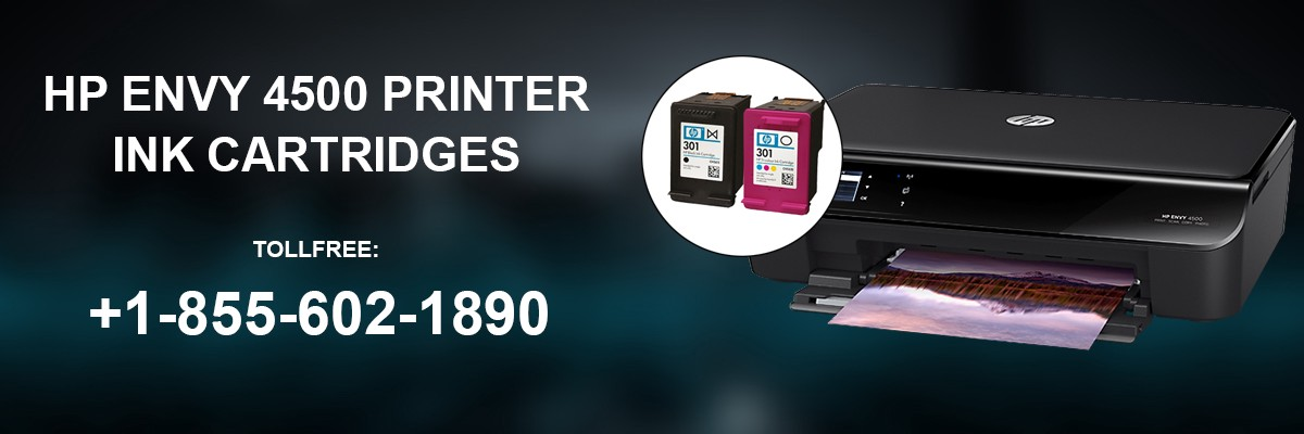 HP Envy 4500 printer ink cartridges - 123hpcom Envy - Medium
