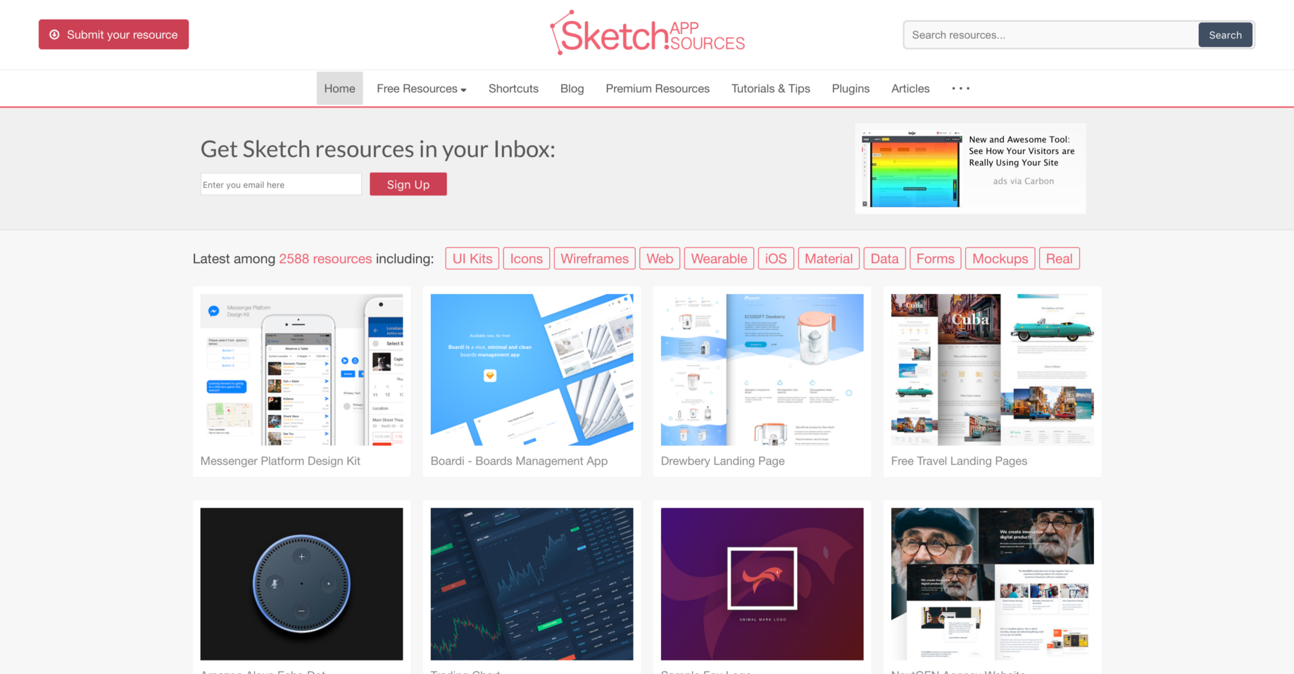 8 Free Sketch Resource Sites - Everyone is a Product Expert - Medium