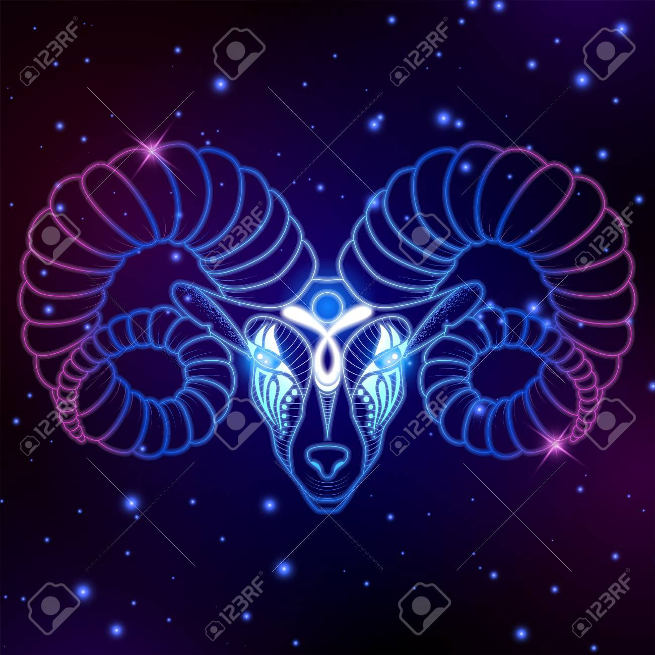 Aries astrological sign characteristics