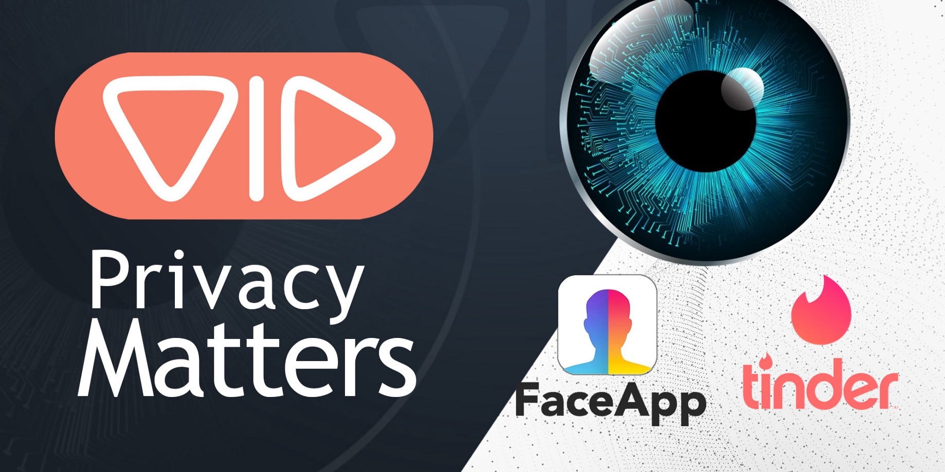 FaceApp and Tinder Cases - Vid Foundation - Medium