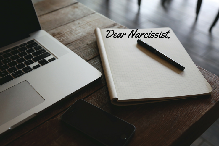 An Open Letter to a Narcissist - KatieMae - Medium