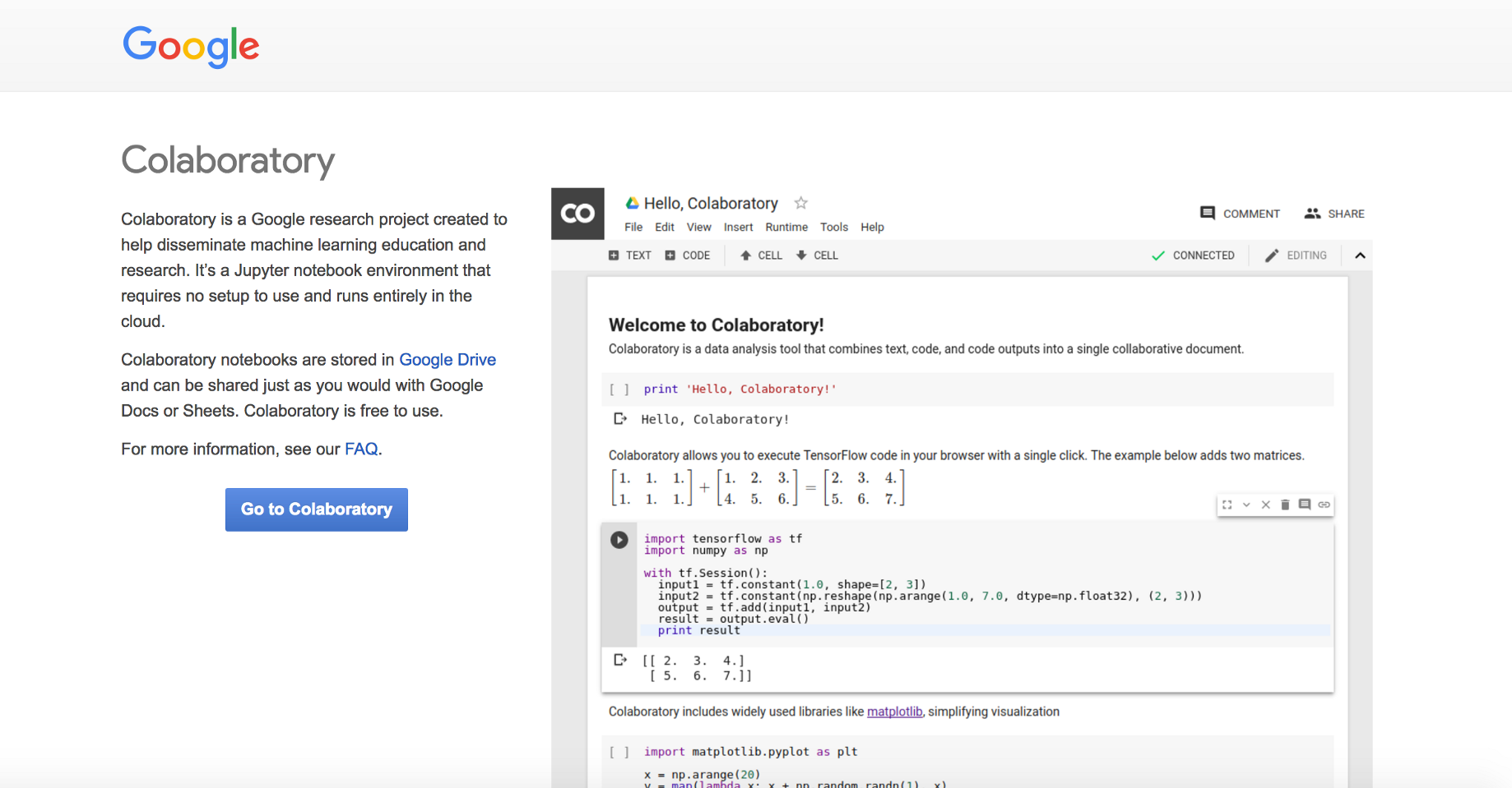 Tutorial on Using Google Colab for Kaggle Competition