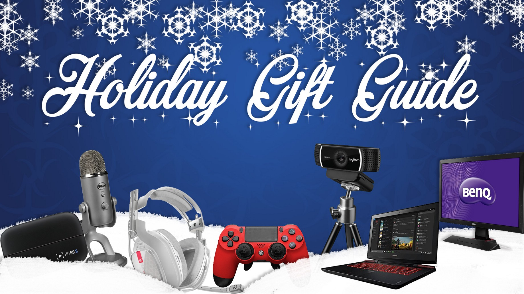 Content Creator's Holiday Gift Guide 2016 — Part 2: Mid