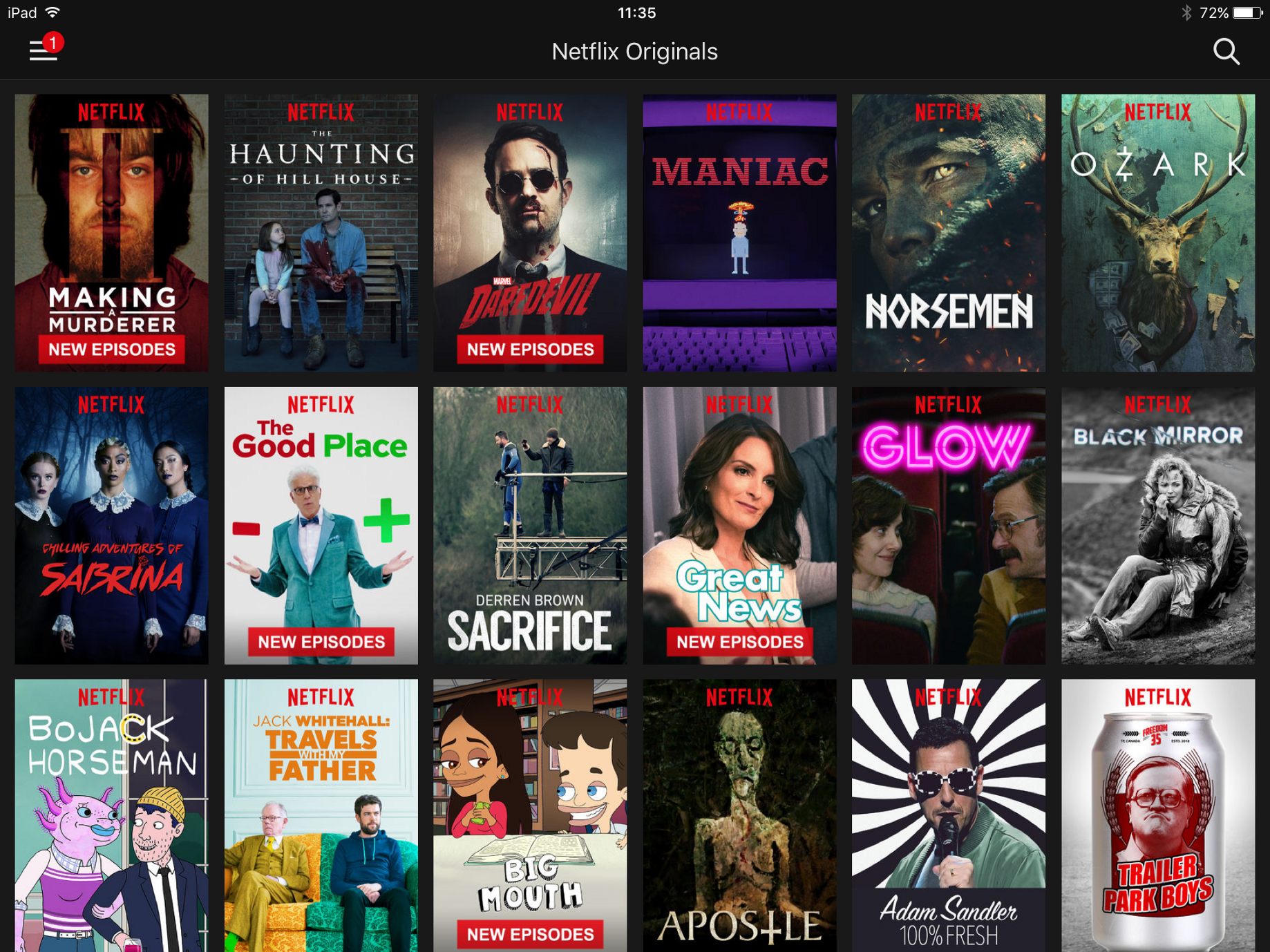 Why you're watching Netflix Originals the wrong way…