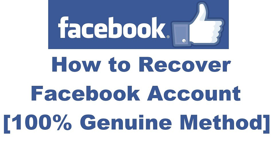 HOW TO RECOVER FACEBOOK PASSWORD WITHOUT EMAIL? - Smith Kalvin - Medium