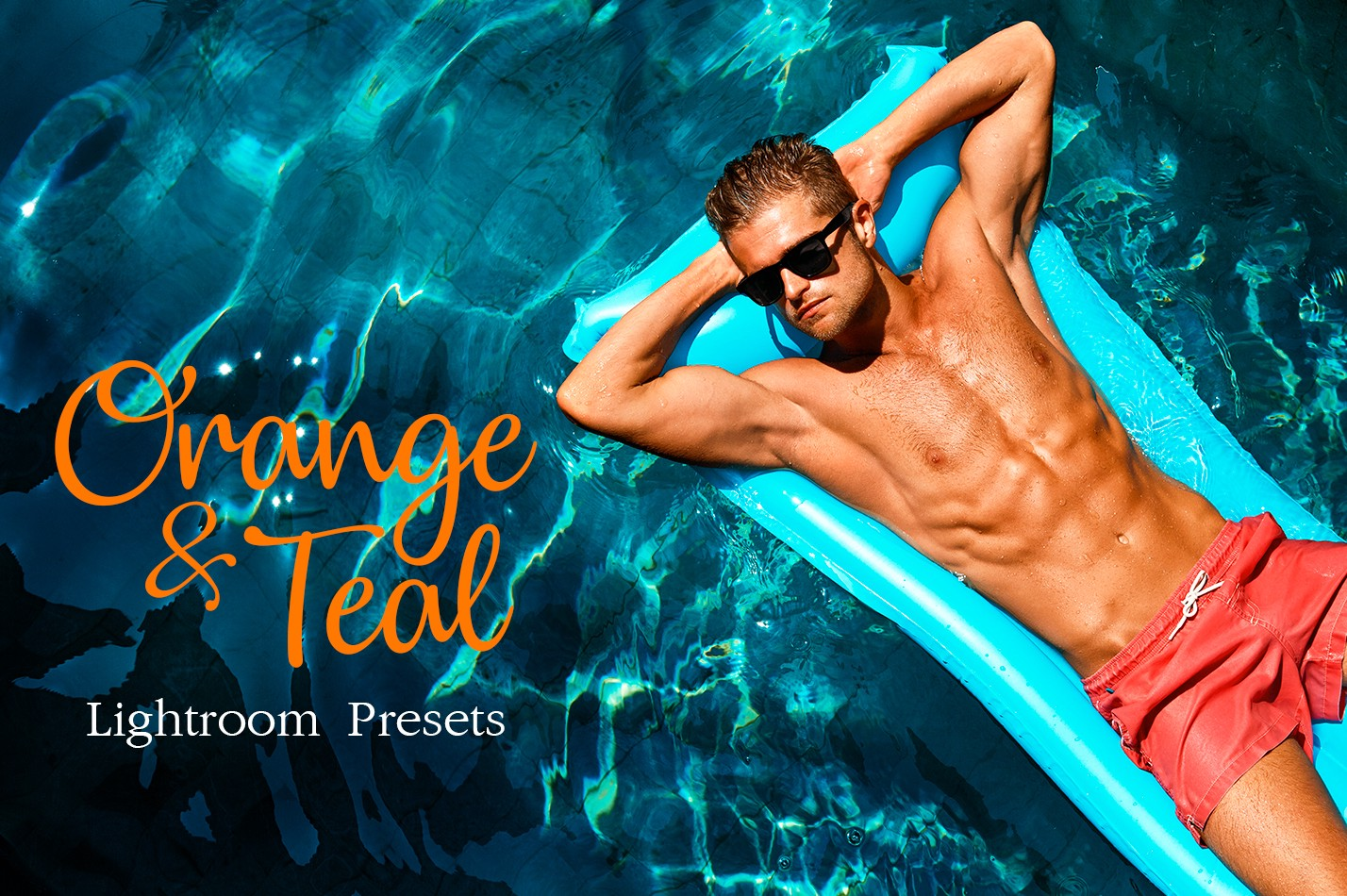 Orange And Teal Lightroom Preset Free By Photo Advice Medium