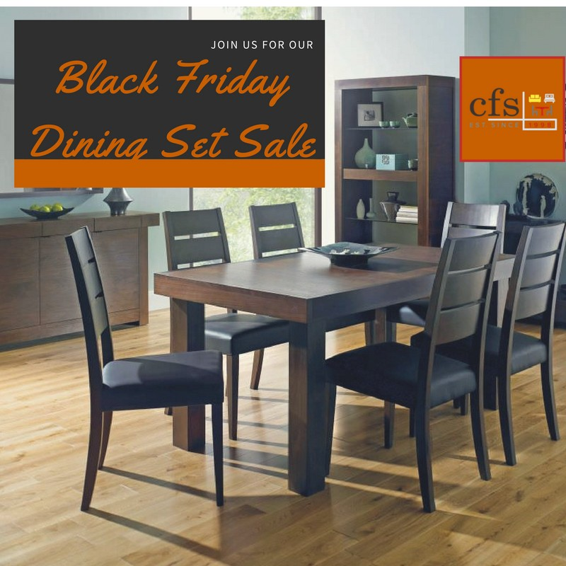 Black Friday Dining Table Sale. Get The Best Furniture For Your Home At… | By Andrew Simmons | Medium