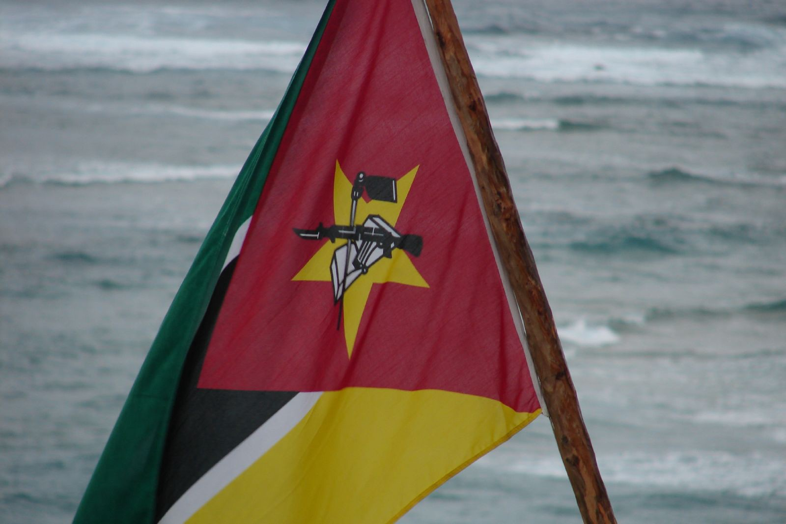 Does Corruption in Mozambique Follow the Pattern? - Eugen
