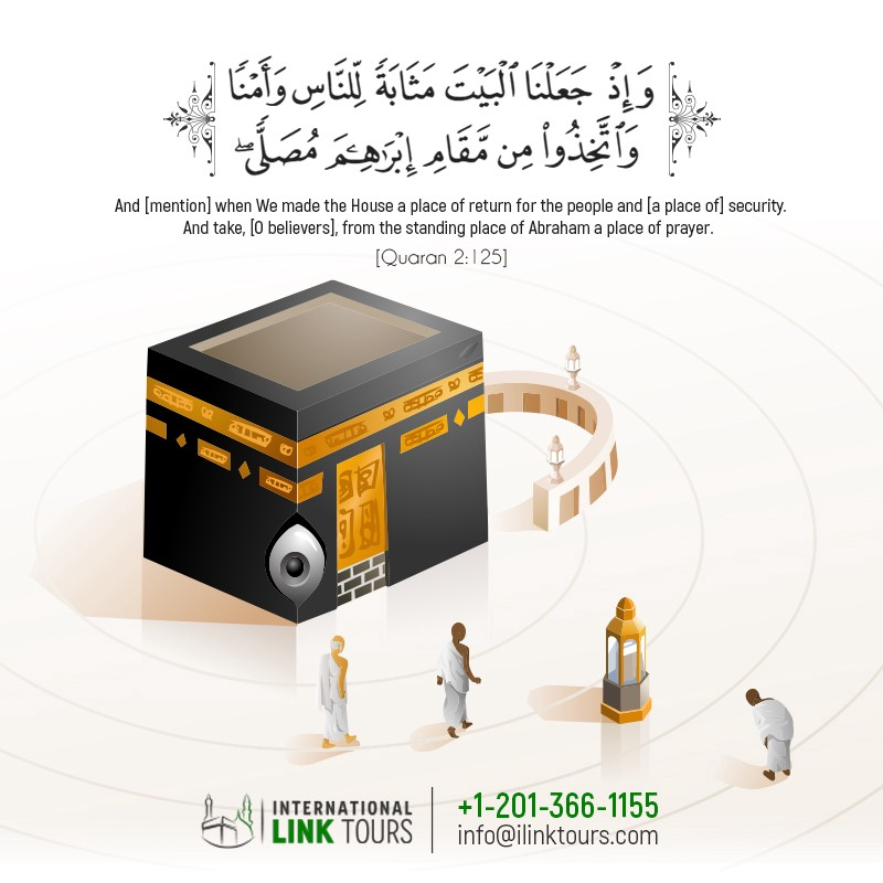 Beautiful Quotes About Hajj and Umrah — ILink Tours