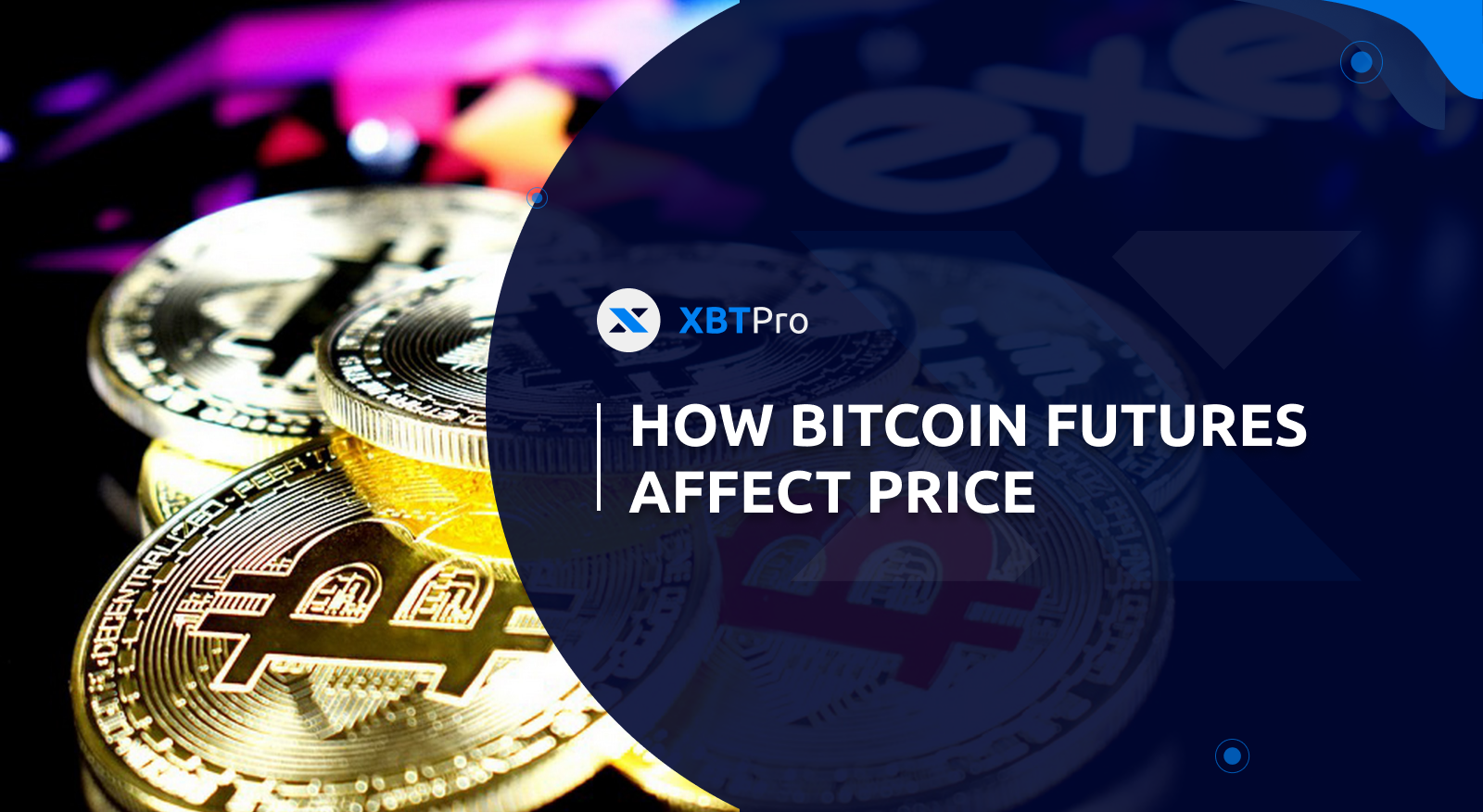 How Bitcoin Futures Affect Price About One Year Ago Bitcoin Futures By Xbtpro Medium