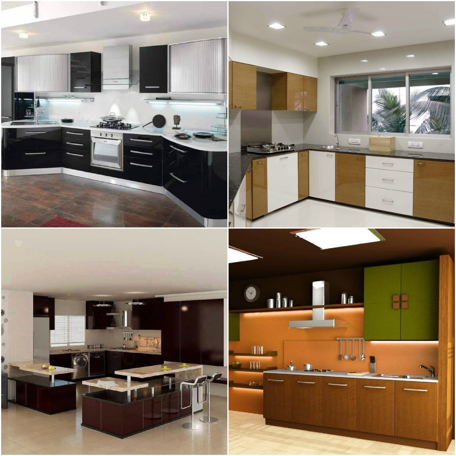 23 Modular Kitchen Design Ideas For Indian Homes Architectures