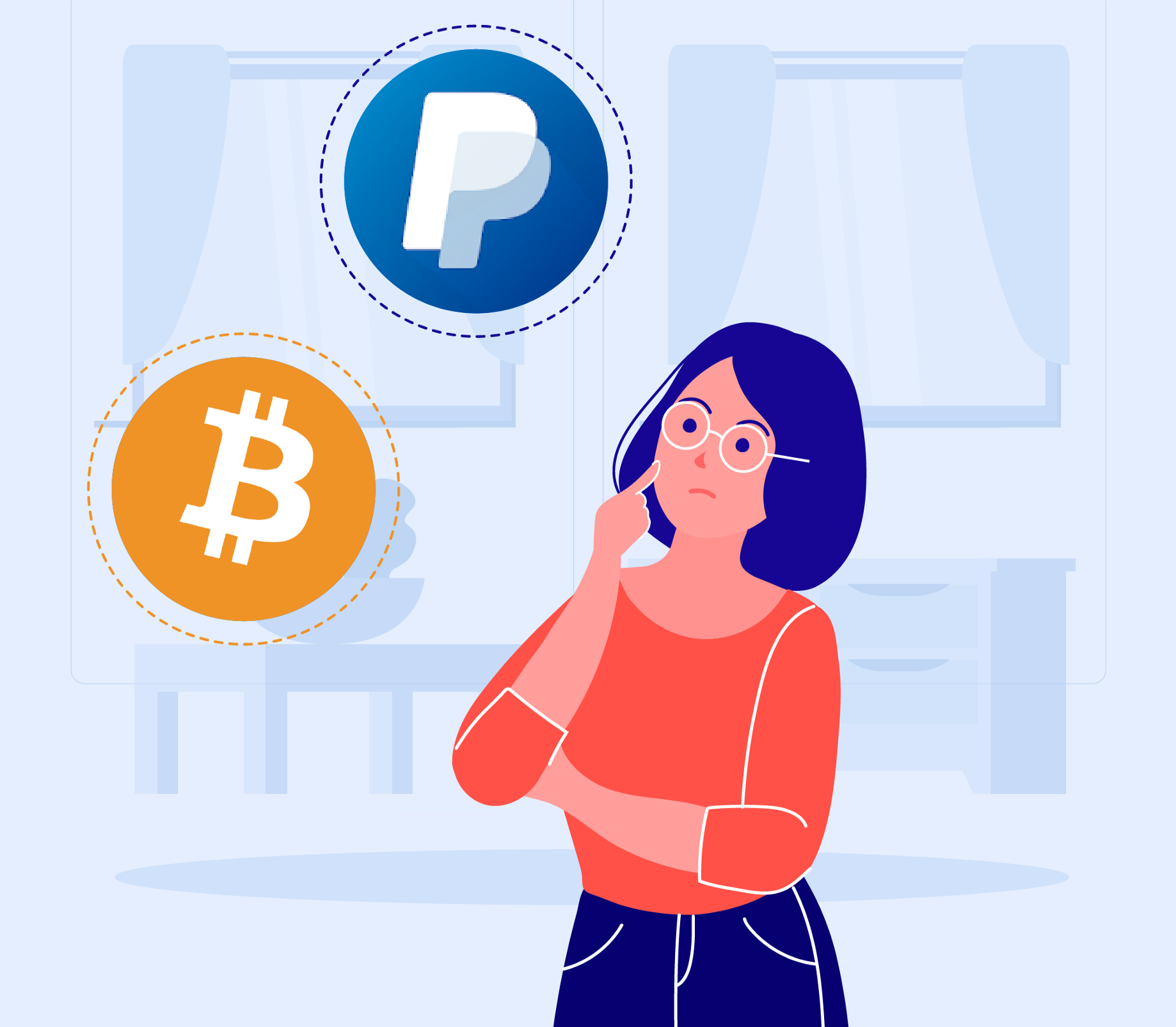 sell bitcoins to paypal
