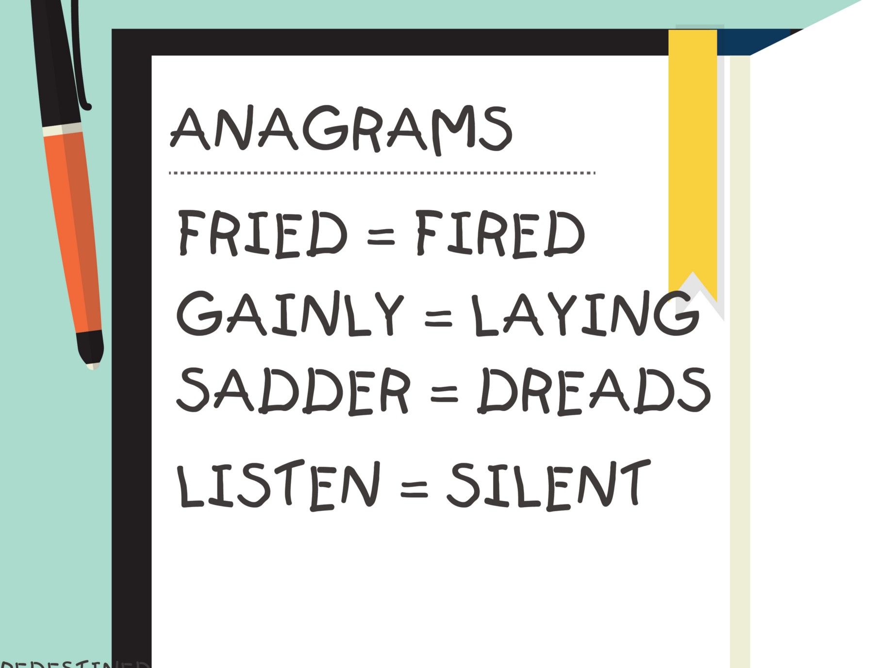 Making An Anagram in Frequency Based Approach - House of Codes - Medium