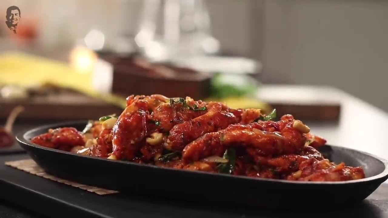 7 Step Guide Of Tandoori Chicken With Vikas Khanna By Omkar Gidde Medium