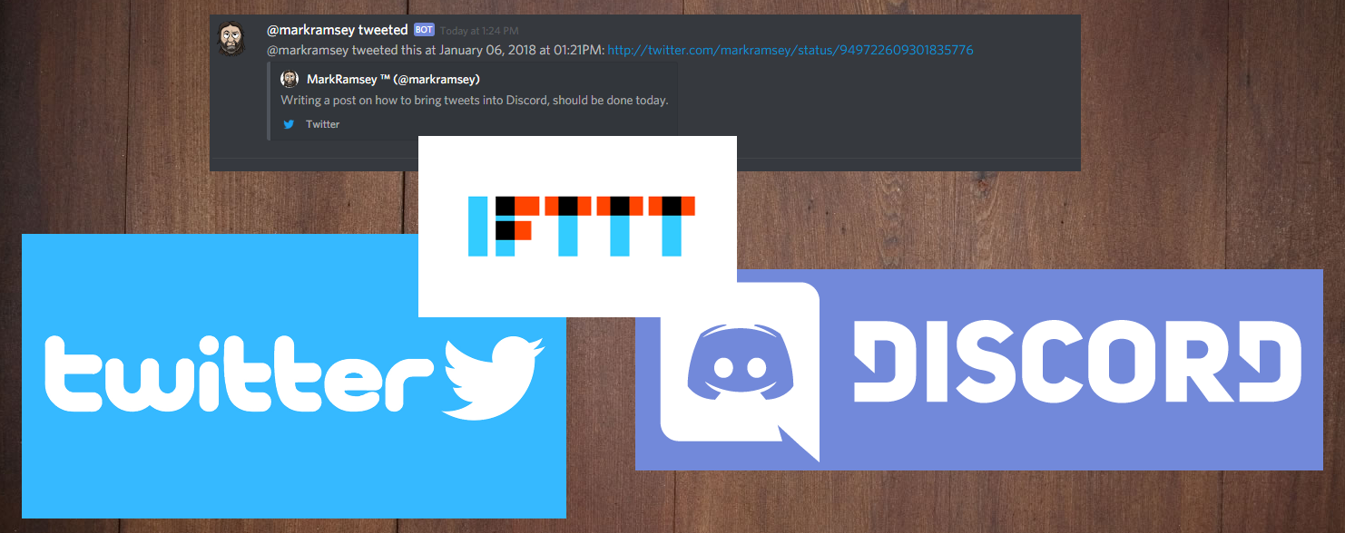 Bringing Twitter Tweets into Discord channels - Dolphin Squad - Medium