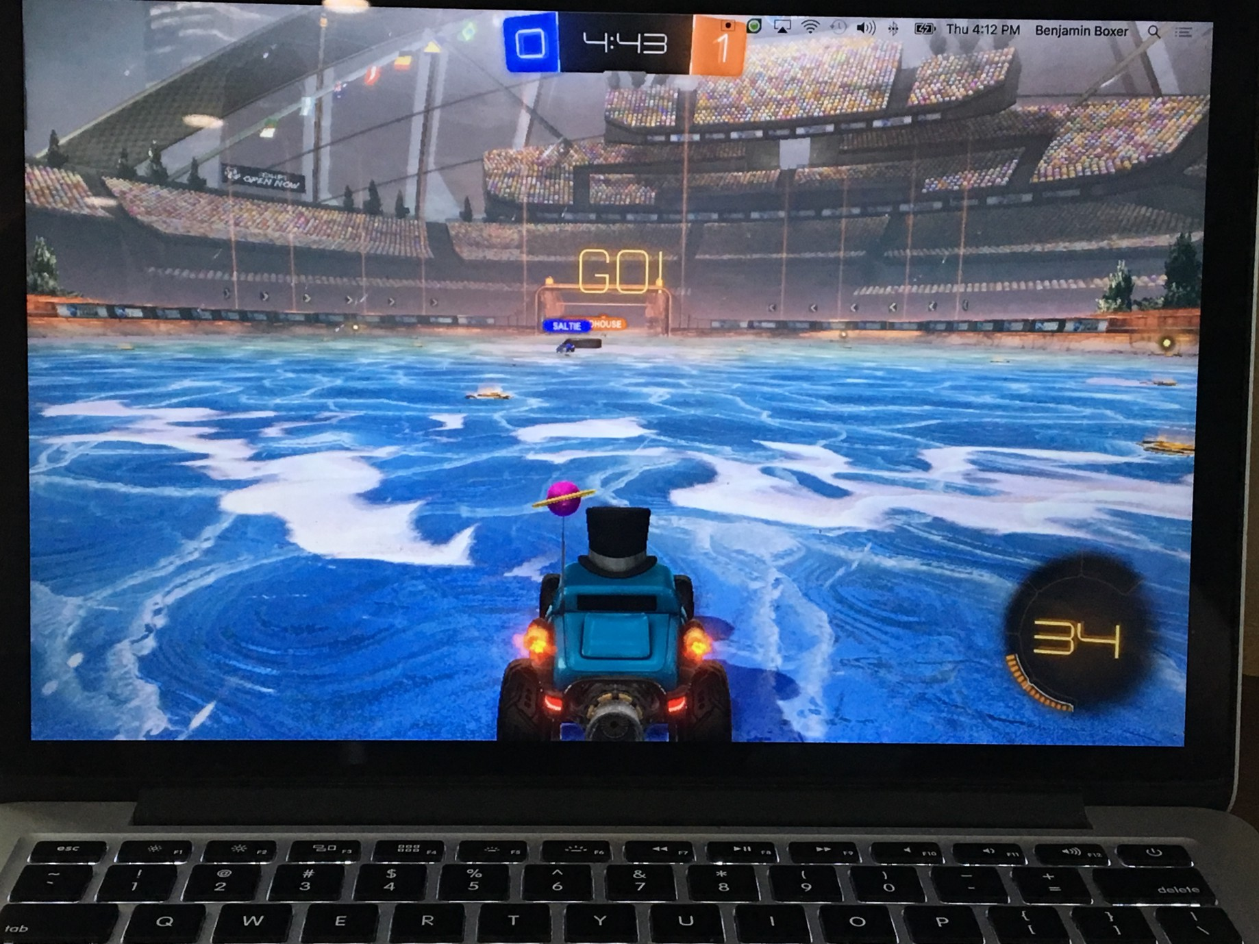The Technology Behind A Low Latency Cloud Gaming Service