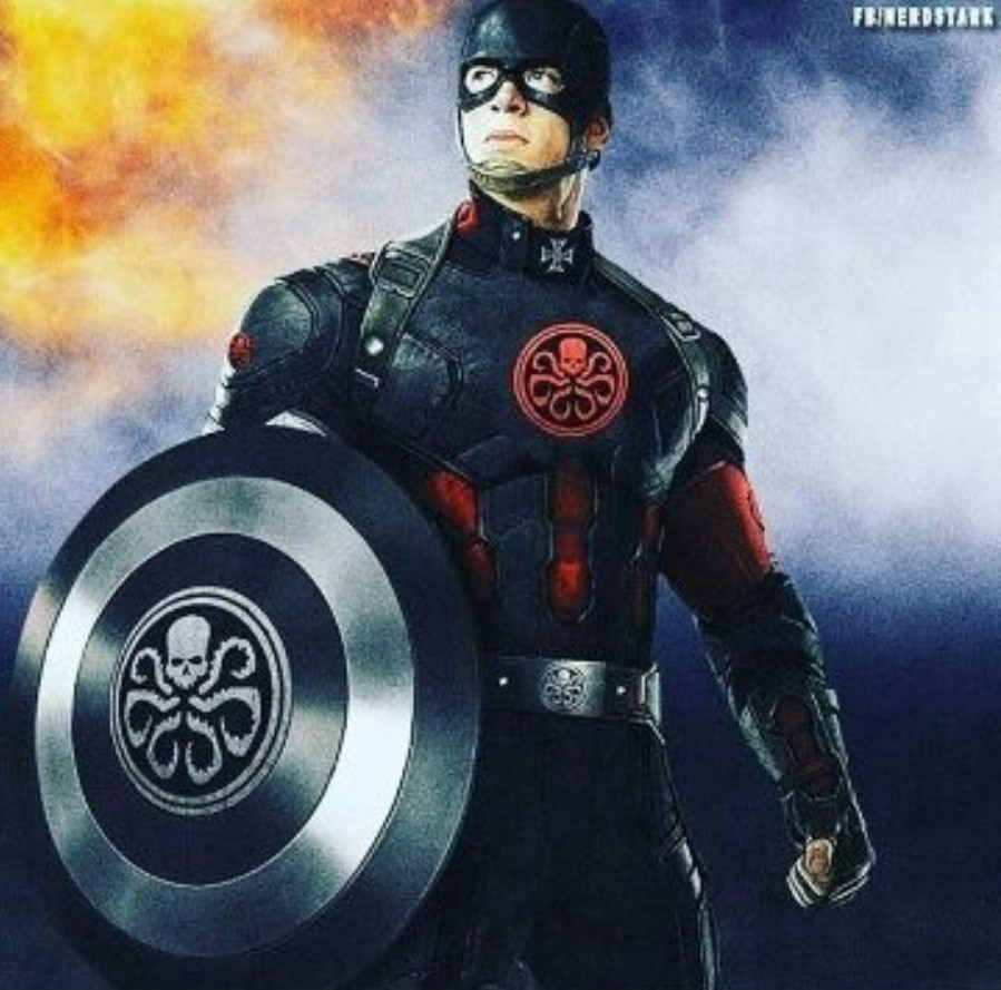 was hydra from captain america real