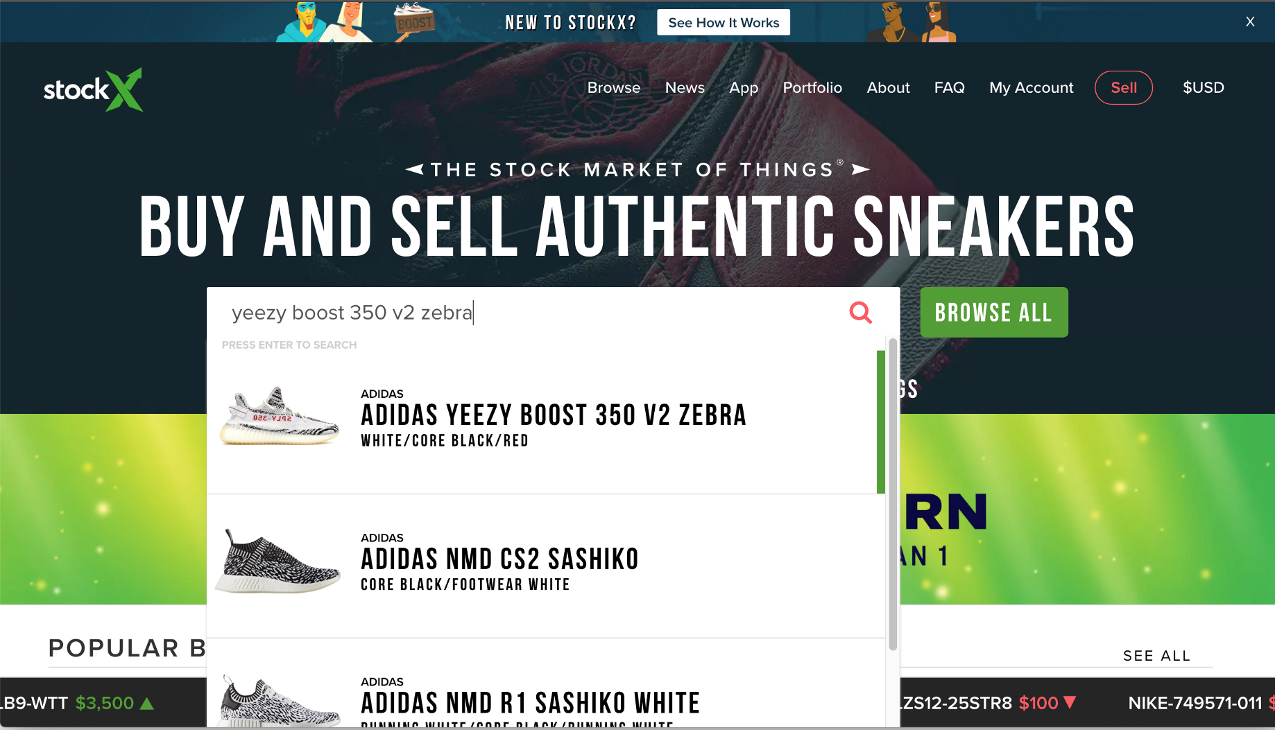 StockX Sneaker Data in Three Simple Steps (no pun intended)