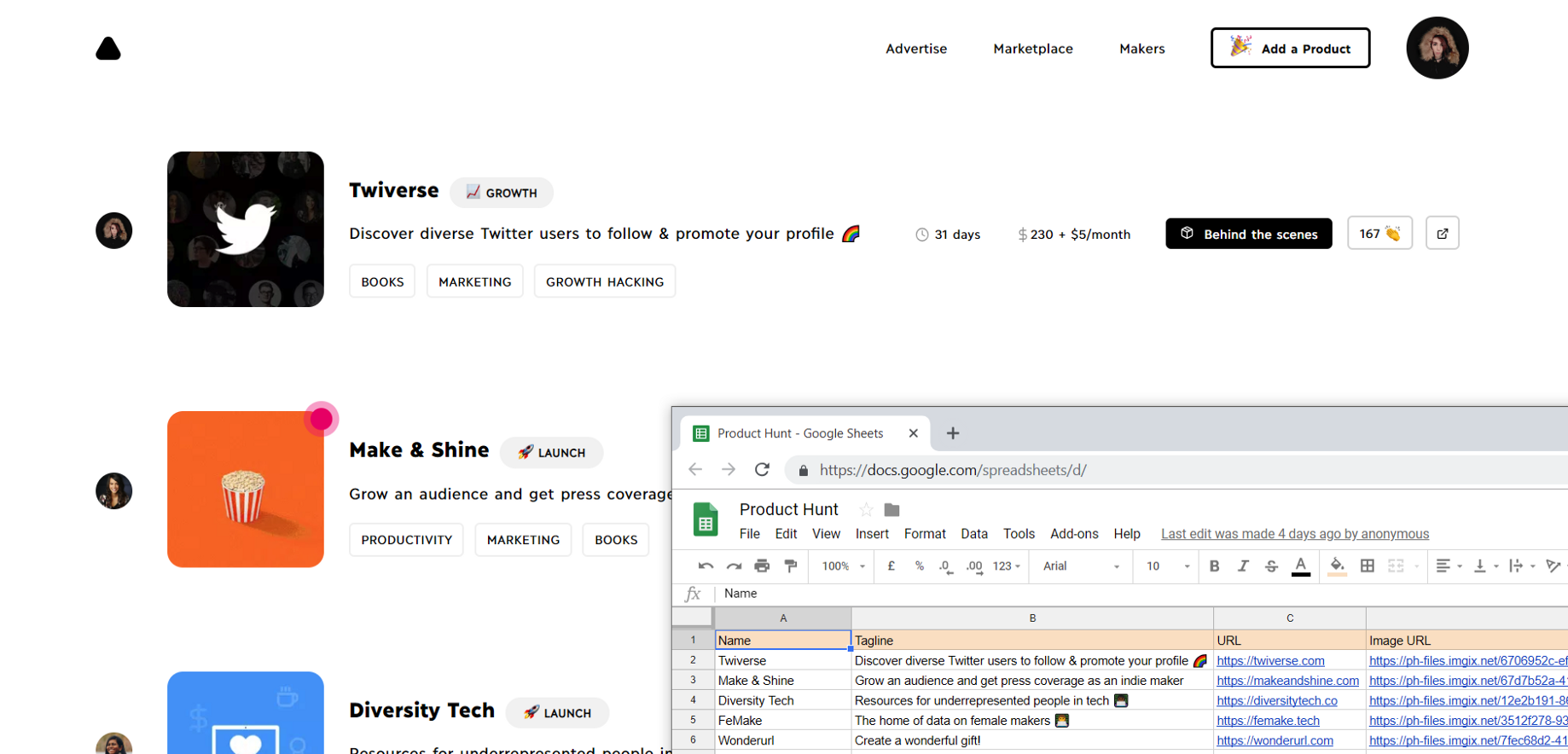 How To Use Google Sheets As A Cms Or A Database Noteworthy The