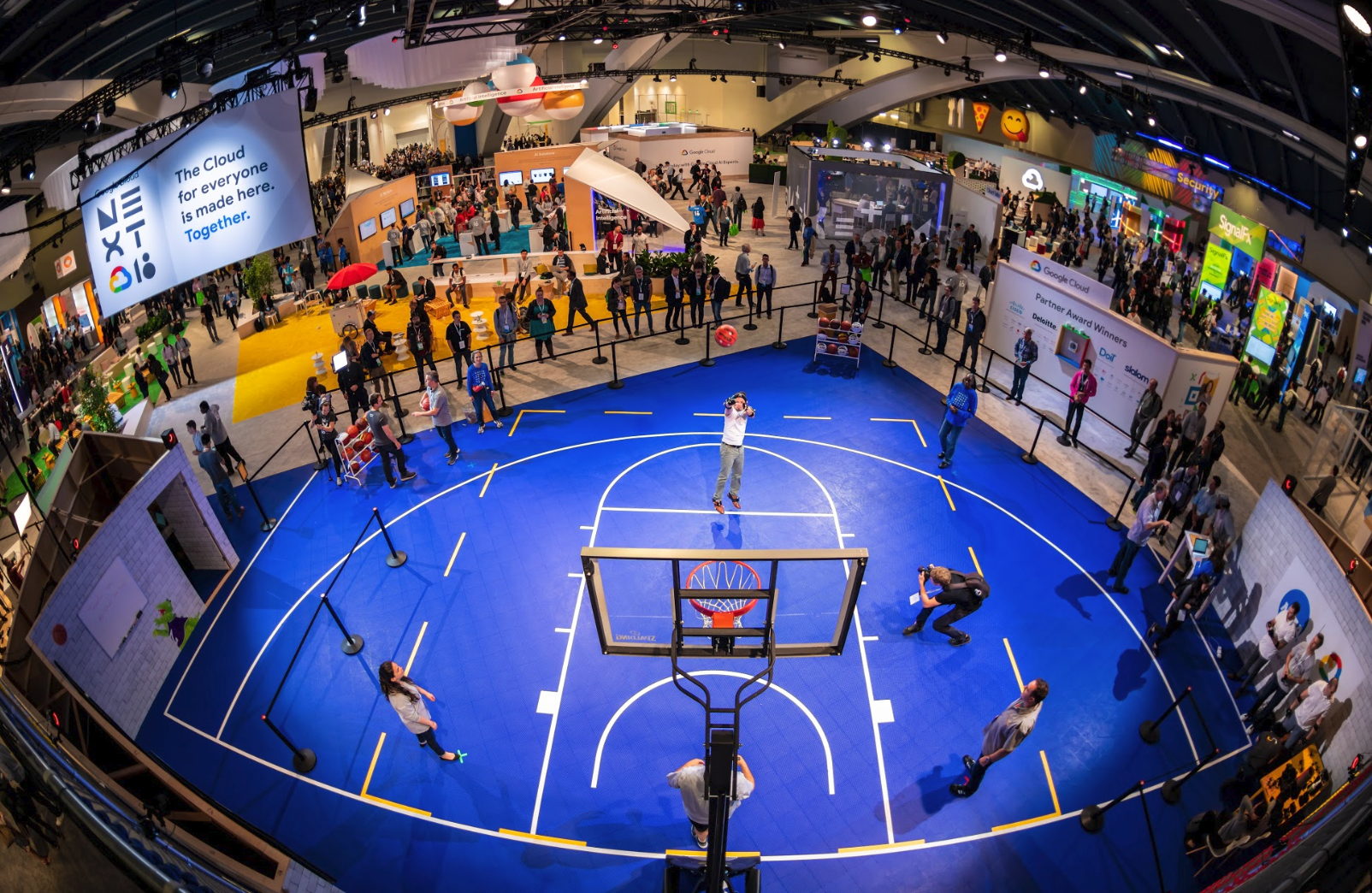 There is no off-season in the cloud - Analyzing NCAA Basketball with