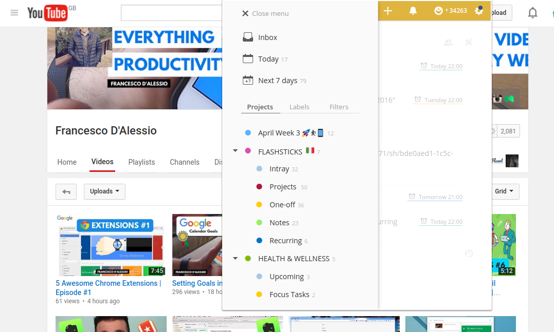 6 Awesome Chrome Extensions to try! - Francesco D'Alessio - Medium