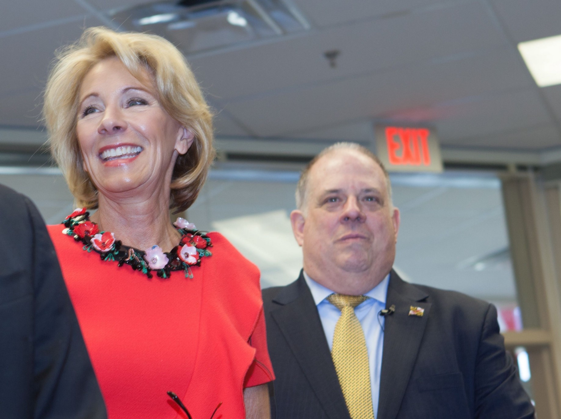 Betsy Devoss Attack On Public Education >> Maryland Now Leads The Fight To Protect Public Education From Betsy